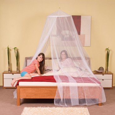 moustiquaire de lit 2p stores. Black Bedroom Furniture Sets. Home Design Ideas